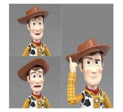 Bandai Disney Pixar Toy Story 4 Woody Plastic Model