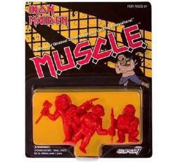 Iron Maiden M.u.s.c.l.e 3-Pack