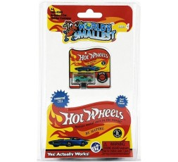 World's Smallest Hot Wheels Series 4 - Twinduction 2011