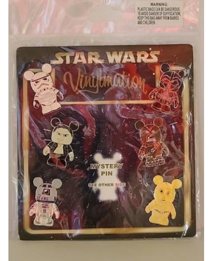 Disneyland Official Disney Parks Star Wars Pins