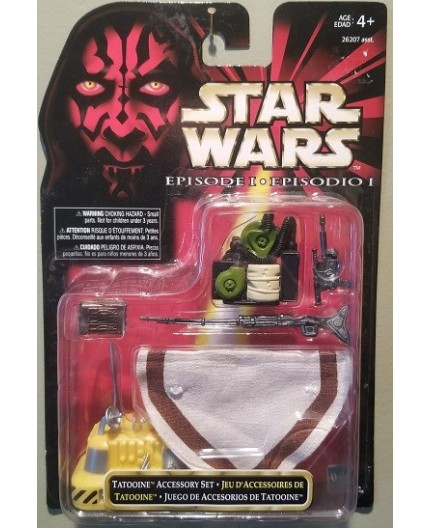 Star Wars Episode 1- Tatooine Accessory Set