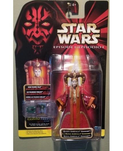 Star Wars Episode 1  Coruscant Queen Amidala