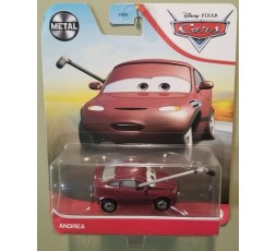 Cars 3 Character Cars 2021 : Andrea
