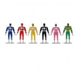 World's Smallest Power Rangers Mini-Figures