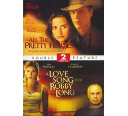 All The Pretty Horses / A Love Song for Bobby Long (Double Feature)