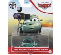 Cars 3 Character Cars 2021 : Dash Boardman