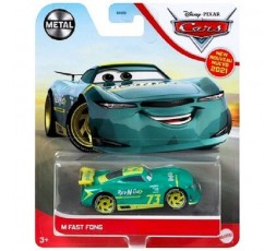 Cars 3 Character Cars 2021 : M Fast Fong