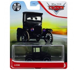 Cars 3 Character Cars 2021 : Lizzie