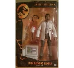 Jurassic World John Raymond Arnold Amber Collection Action Figure