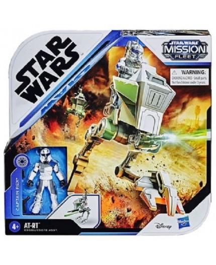 Star Wars MISSION FLEET CAPTAIN REX AT-RT