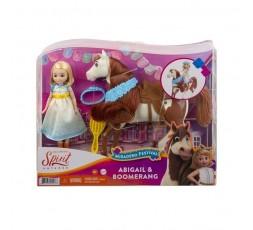 Spirit Untamed: Mirador Special:  Abigail & Boomerang