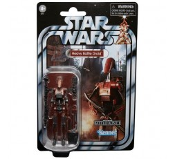 Star Wars Heavy Battle Droid Action Figure