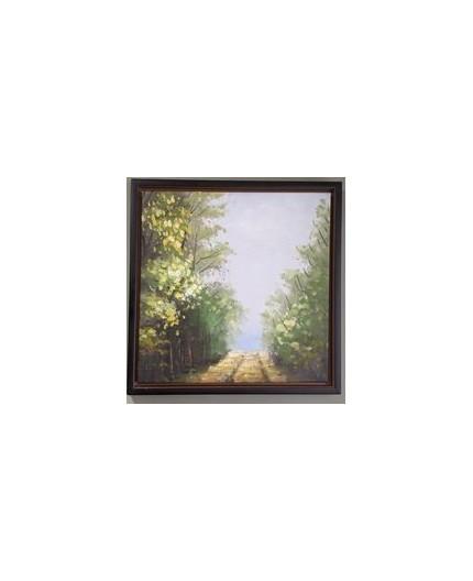 Oil paint Landscape