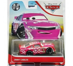 Cars 3 Character Cars 2021 : Jimmy Cables